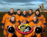 STS-123 Official NASA Crew Portrait